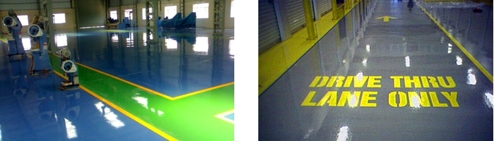 Epoxy flooring is suitable for a number of applications and can be attractive as well as durable